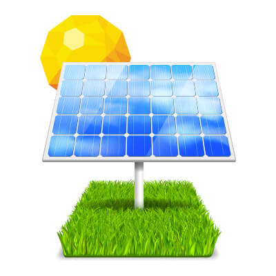 Start using solar power
